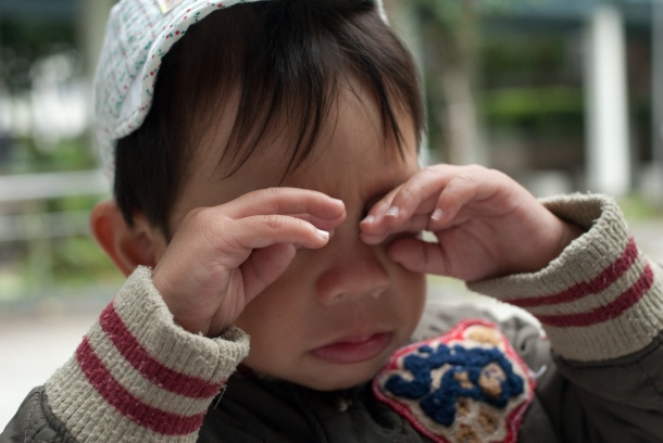 Photo of Crying Kid