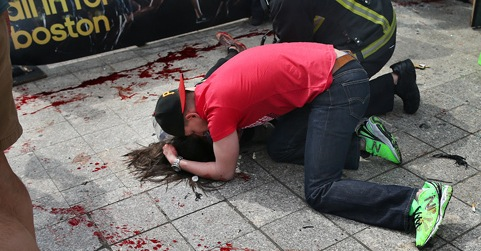 BostonBombing - A Tragedy in Boston – What to do when there's nothing to do. dealing with tragedy, mindfulness and tragedy,