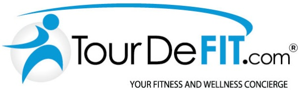 the tour de fit logo, interview, feature, national fitness services, mindful fitness, mindfulness based fitness.