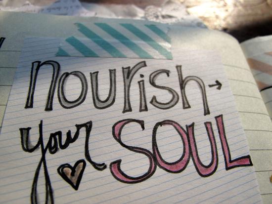Nourish Your Soul